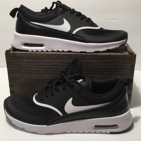 Nike Air Max Thea Blackwhite 599409 028 Women's Size 6